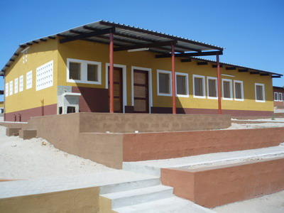 Haus Trohe in Inhambane